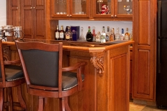 Bars, Offices, Bookcases, & More by Koch Cabinets