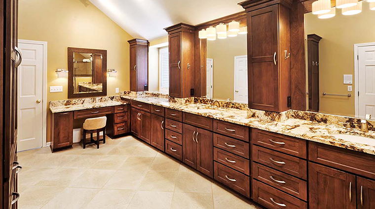 Koch cabinets image gallery for Bathroom remodel 41017