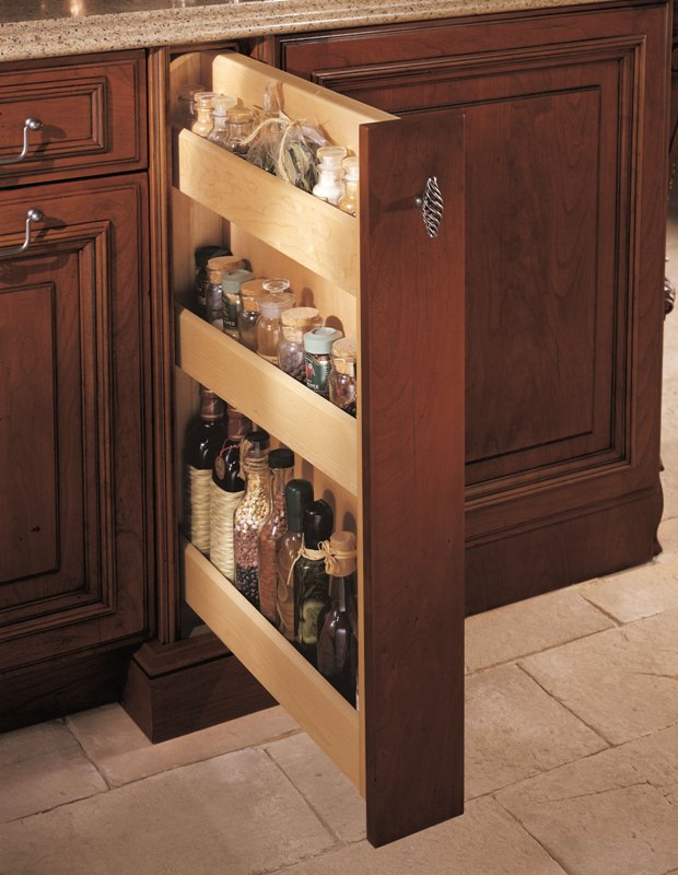 Slim Pull Out Cabinet Kitchen Pinterest