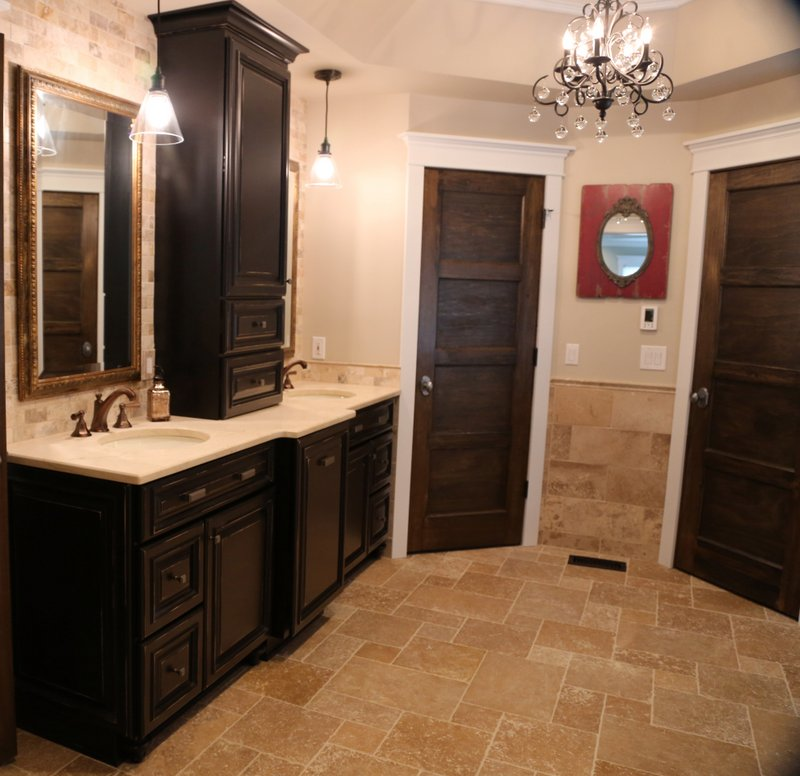 Wood Mode Brookhaven Hardware: Bathroom Cabinets Are About More Than Storage. View The