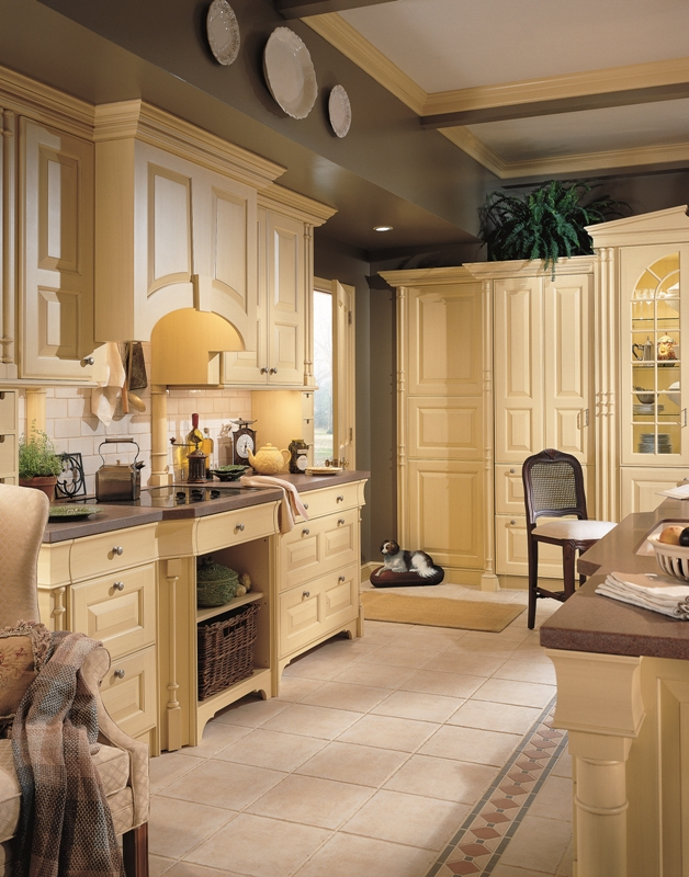 Kitchen Design English wood-mode & brookhaven image gallery | w. stephens cabinetry & design