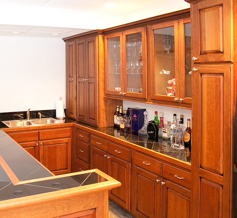 Merrilat Dusk Color Cabinets: Koch Cabinets - W.Stephens Cabinetry And Design