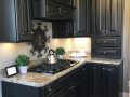 Koch Cabinetry - Laminate Countertop - Amerock Hardware
