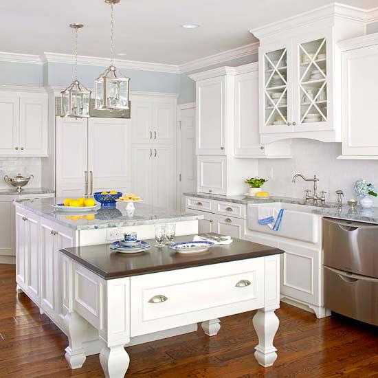 picture from better homes and gardens click to view larger - Better Homes And Gardens Kitchens