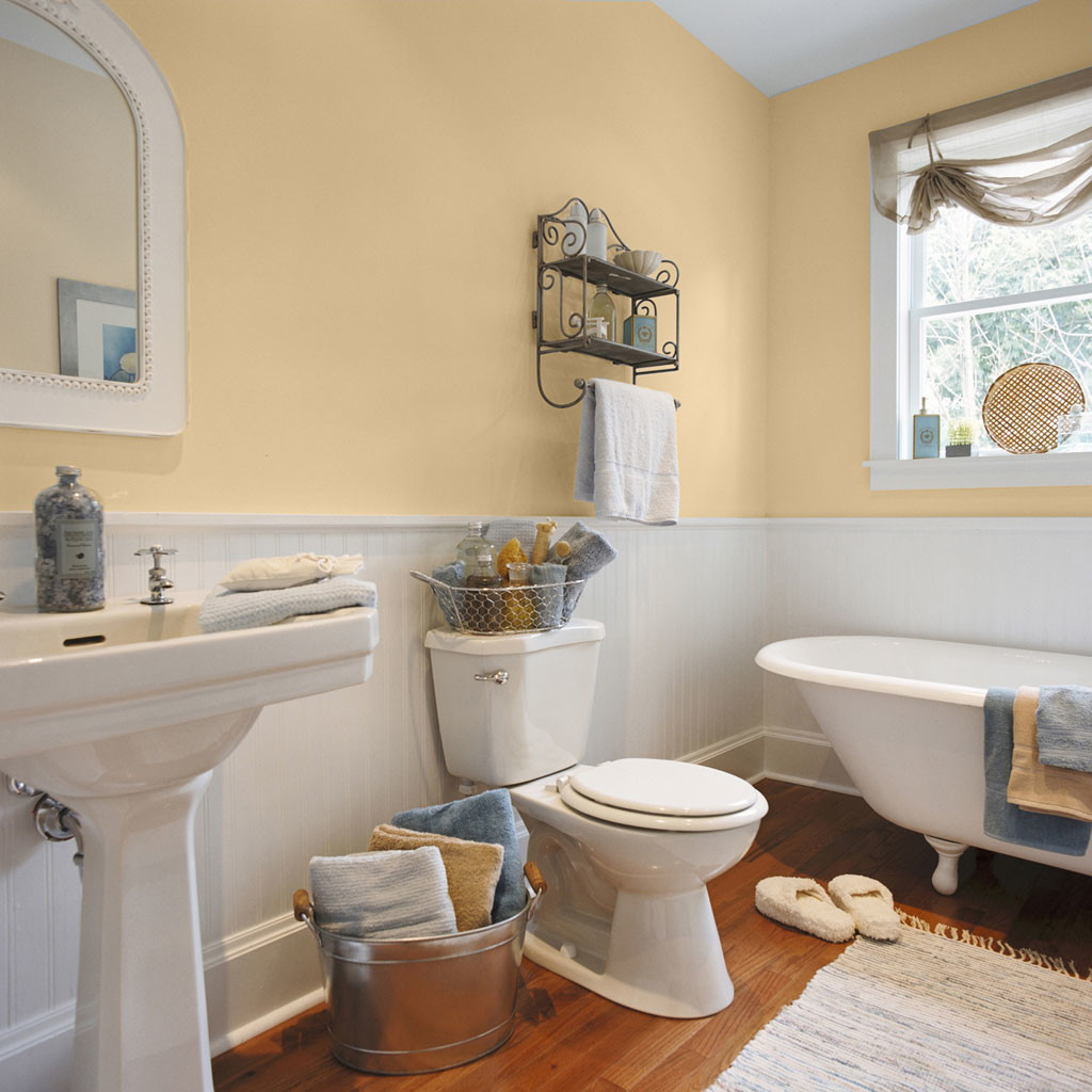 The Best Paint Colors For A Small Bathroom: Ideas For Bathroom Organization And Storage