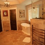 The Edgett Bathroom Remodel Was a Success: Say They'll Call Us When It Comes Time for a Kitchen Remodel!