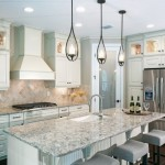 Viatera Countertops Don't Have Crevices… Meaning No Bacteria! No Mold! Get Some Inspiration…