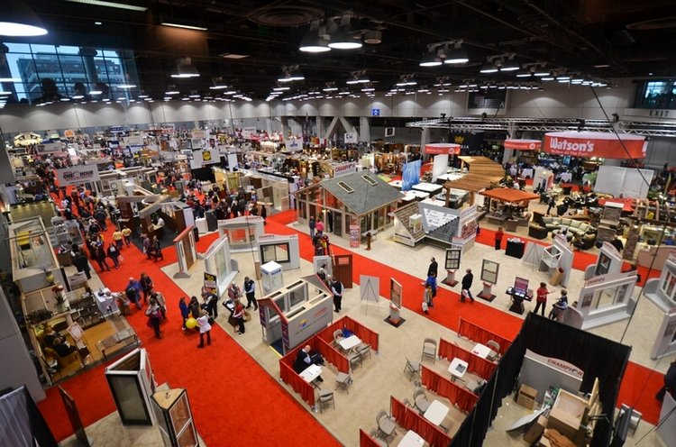 Another Successful Cincinnati Home And Garden Show For W Stephens Cabinetry Design See Our