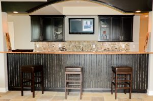 everyone has their favorite spot to enjoy a glass of wine or a shot of whiskey for some people that spot is right in the comfort of their own home bar - Designing A Home