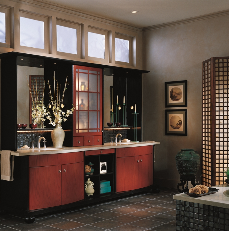 Brookhaven Kitchen Cabinets: Wood-Mode & Brookhaven Image Gallery