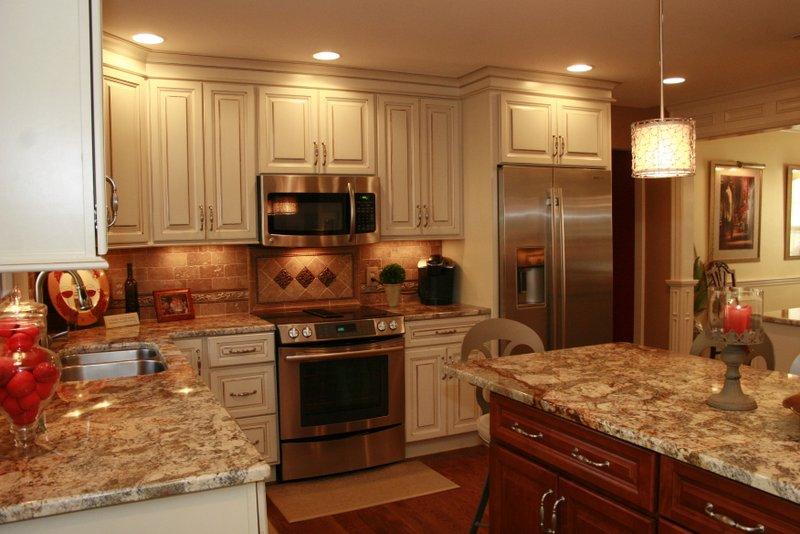 Geraci Kitchen Remodel Edgewood Kentucky W Stephens