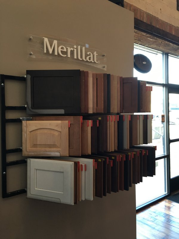 Merillat Cabinetry Door Samples