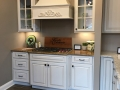 Koch Cabinetry - Copper Canyon Granite Countertop - Amerock Hardware