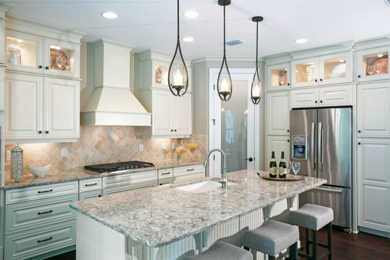 Viatera Countertops Don T Have Crevices Meaning No