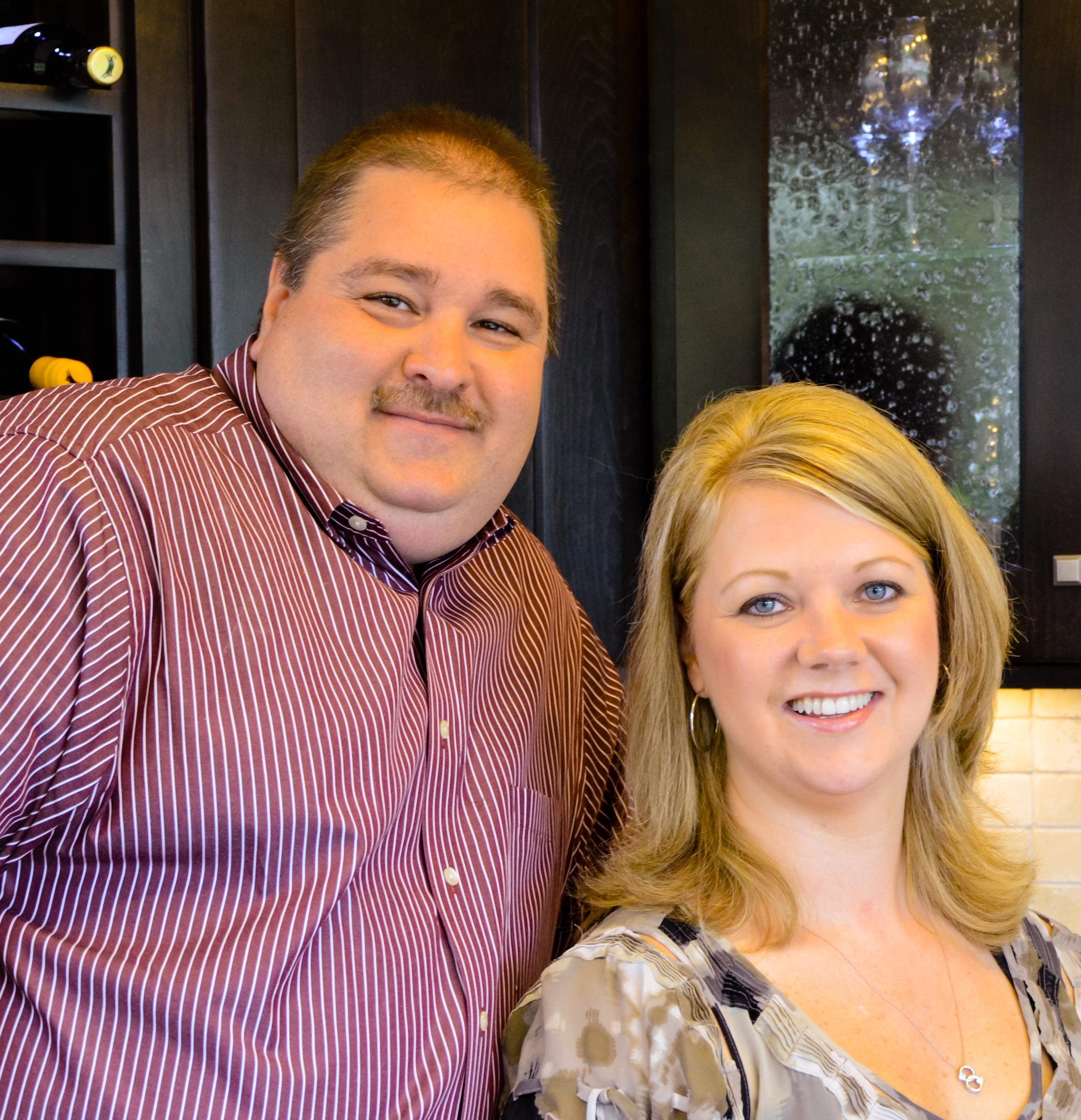 Wood Mode Brookhaven Hardware: Wayne And Melissa