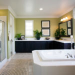 How To Design a Master Bathroom That Allows Traffic to Flow Freely