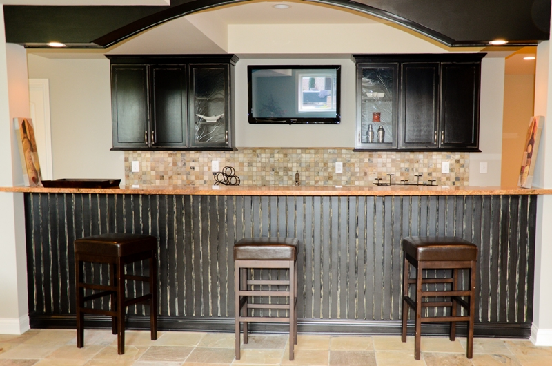 Tate Lower Bar Design (Edgewood, Kentucky)