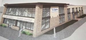 Ft. Mithcel Design Center Concept