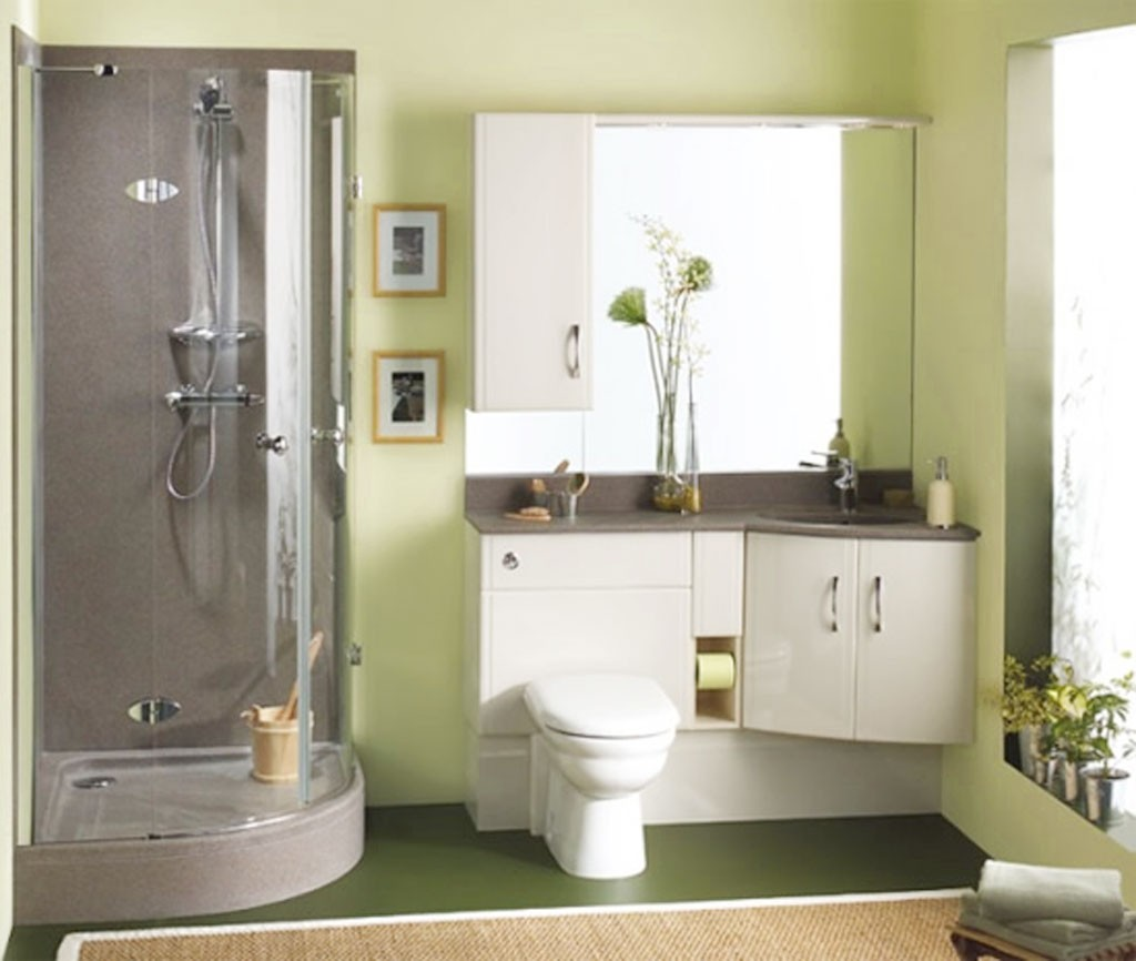 Bathroom Ideas: Making The Most Out Of A Small Bathroom