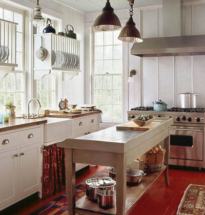 Kitchen Design Inspiration U2013 Transform Your Kitchen With These Cottage  Kitchen Designs Tips!