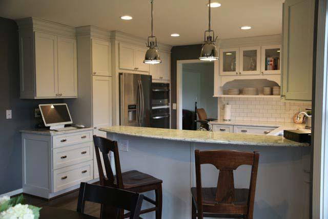 Elmore Kitchen Remodel (Anderson Township – Cincinnati, OH)