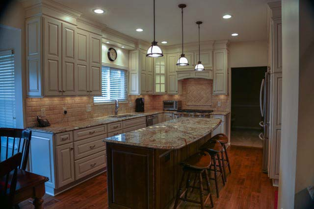 Louis Kitchen Remodel (Mason, Ohio)