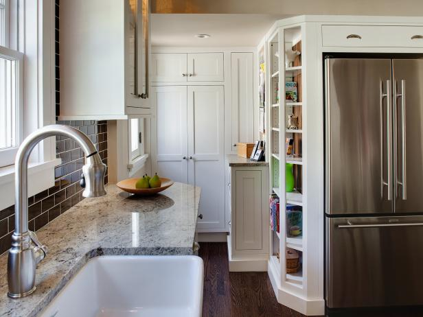 5 Design Tips for a Small Kitchen Makeover