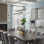 Design Inspirations – Wood-Mode's Edison Heights Inspiration for Urban Kitchens and Entertainment Areas