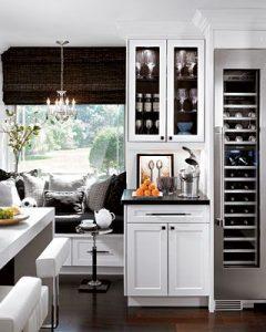Kitchen Design Tips Different Beverage Center Ideas That Can Both