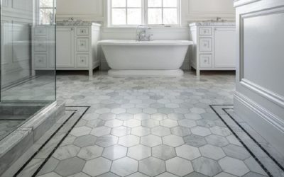 Bathroom Flooring Options For Bathrooms – Laminate Vs. Tile Floors…