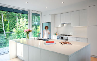 Design and Remodeling Tips – How to Pull Off a Functional Minimalist Look For Your Kitchen, Bathroom, or Living Spaces…