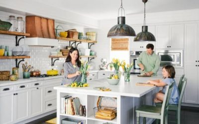 Why Updating Your Kitchen is One of the Best Investments You Can Make, Now and Always…