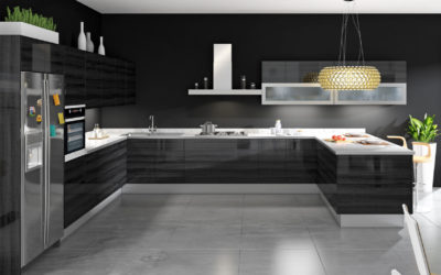 The Difference Between Modern and Contemporary Kitchen Designs…