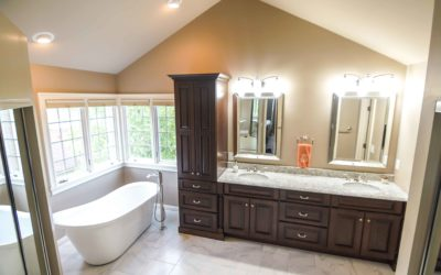 The Ruppert Family of Edgweood, Kentucky Love Their New Bathroom and Vanity! See Pics…