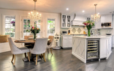 You Can Increase the Size and Efficiency of Your Kitchen Space By Eliminating Your Formal Dining Room…