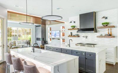 Kitchen Design Tips – 4 New Kitchen Design & Remodeling Trends…